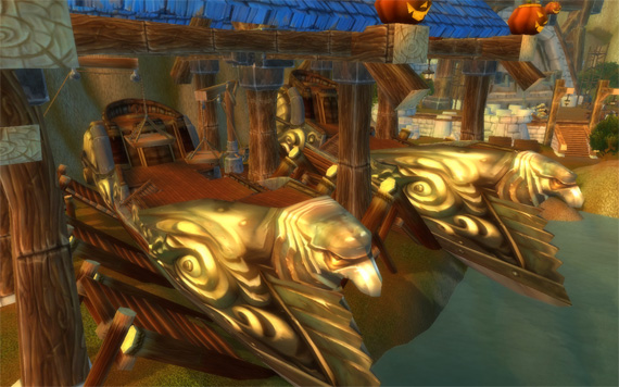 The Stormwind Shipyards